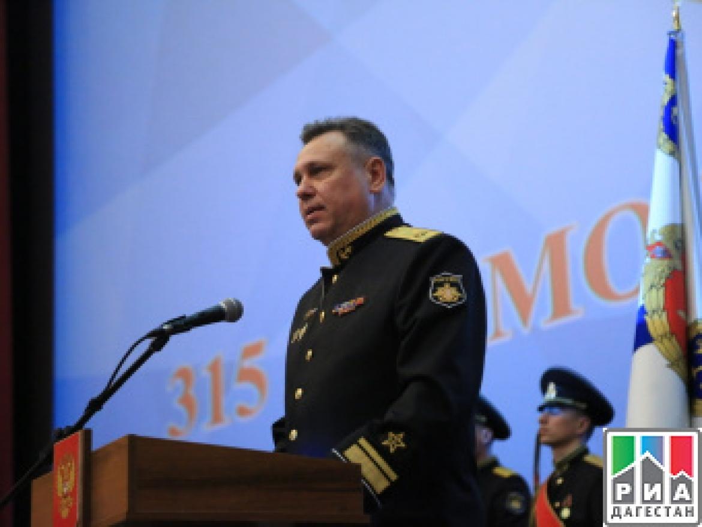 В Дагестане отметили День морской пехоты