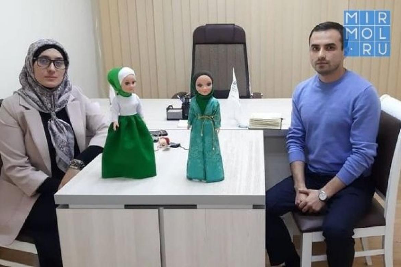 Дагестанские куклы, обучающие главам Корана пойдут на экспорт