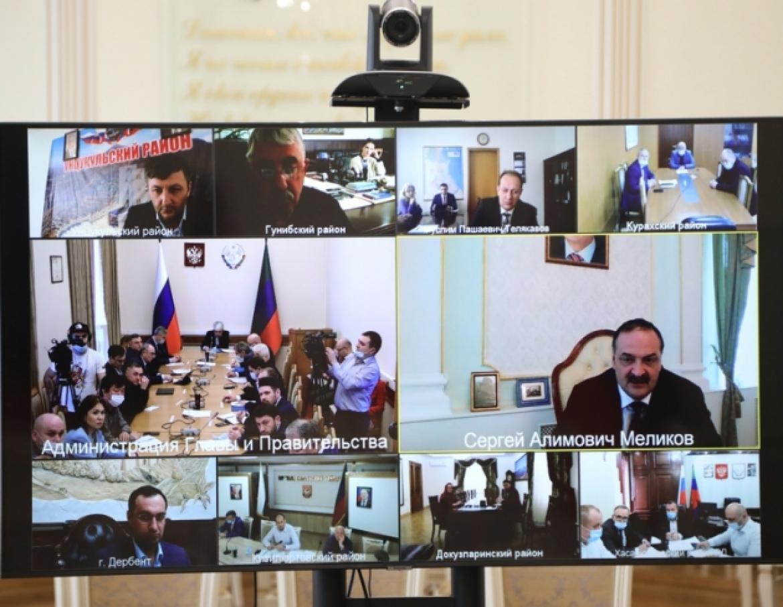 Вопросы безопасного проведения хадж-кампании обсудили на заседании Оперштаба РД