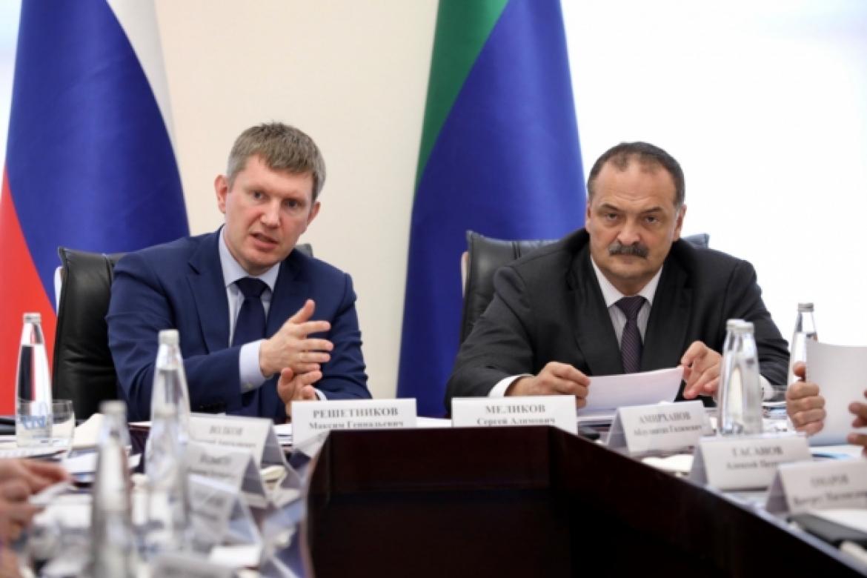 Министр экономического развития России с рабочим визитом прибыл в Дагестан