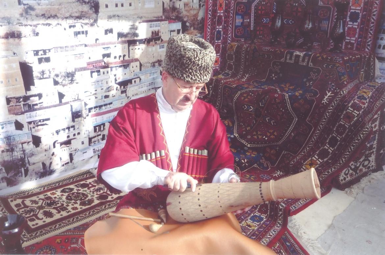 ХIамзат ГъазимухIамадов: «Дица лъугIизабураб бищун кIудияб академия ккола инсухъа росарал дарсал»
