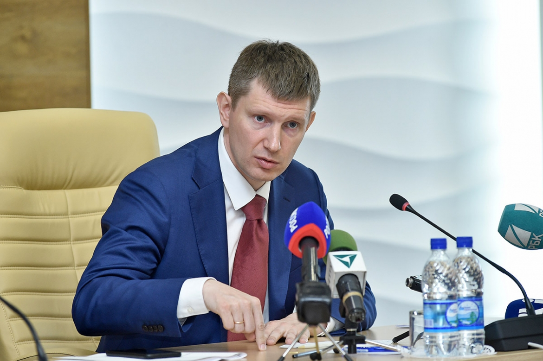 Максим Решетников: разработка модели комплексного развития Дагестана позволит определить дополнительные точки роста в Республике