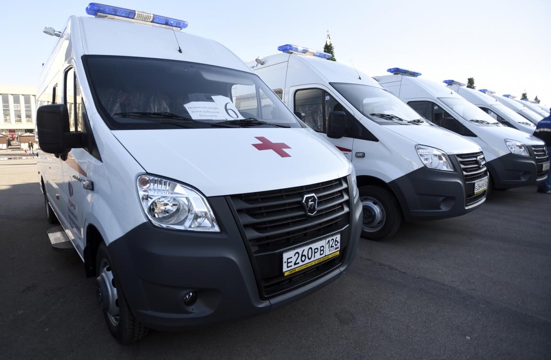 123 кареты скорой помощи в Дагестан