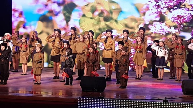Праздничный концерт состоялся на летней площадке дагестанской филармонии