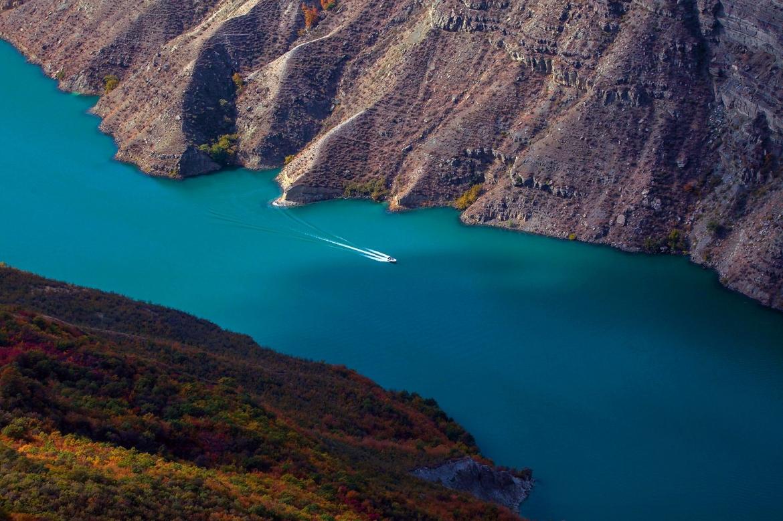 Туристы из Астрахани остались в Сулакском каньоне из-за дождей