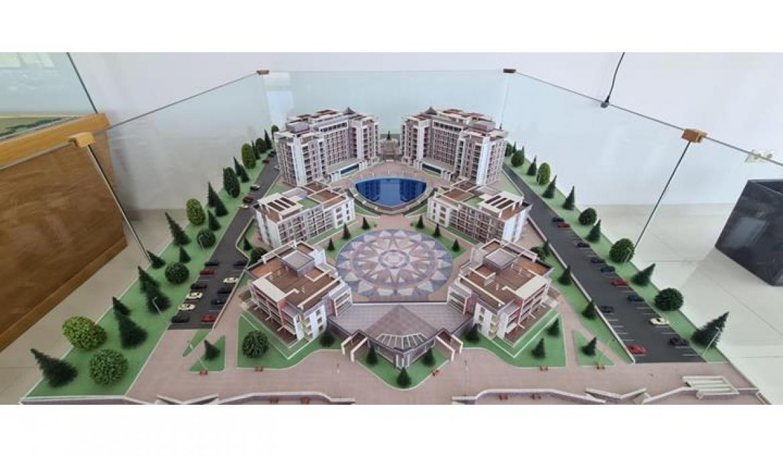 В Дагестане строится один из крупнейших в СКФО курортно-гостиничных комплексов